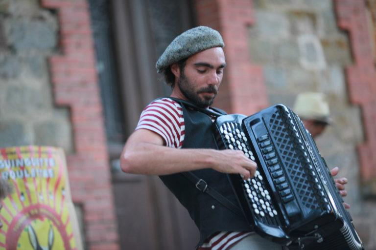 photo greg l'accordéoniste