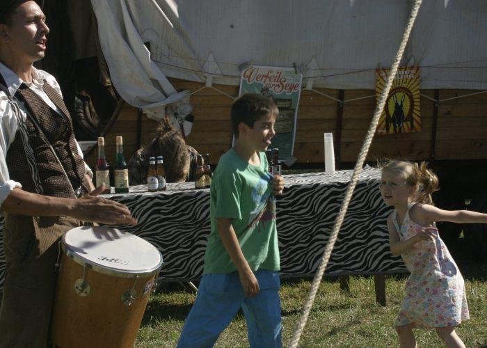musique avec enfants